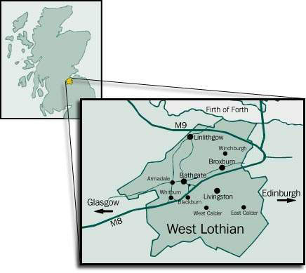 A facility to develop new packages for optoelectronic devices will be located in Livingston, Scotland, in Summer 2003.
