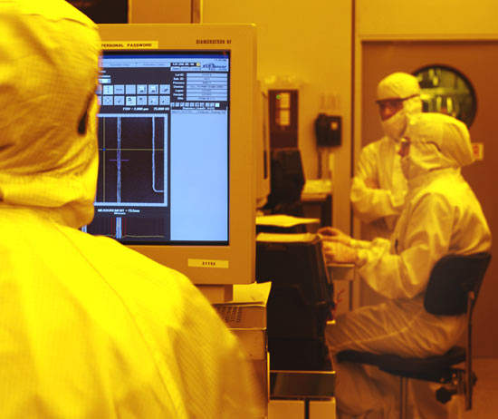 IMEC operator studying characterization results.