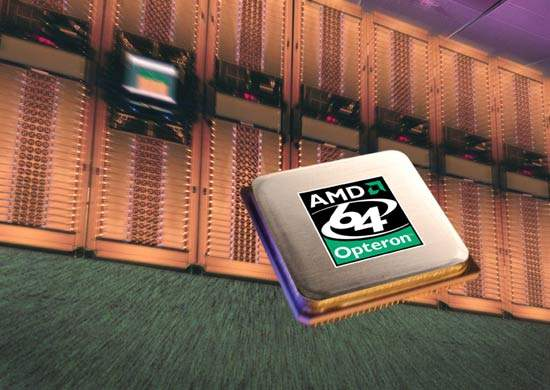 AMD is increasing production at Dresden to cope with extra demand; Sun Microsystems has for example recently chosen the AMD Opteron™ processor.