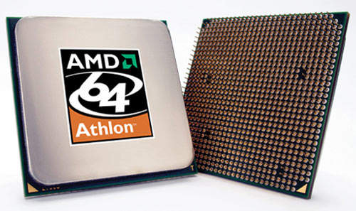 AMD's Athlon™ microprocessor is produced in Dresden.