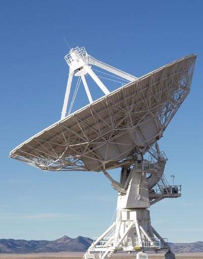 Satellite communication systems are another III-V growth area.