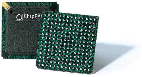 Leaded packages include the iQuad(1) with up to 208 leads.