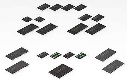 Digital Consumer DRAM Devices will also be produced at Hiroshima.