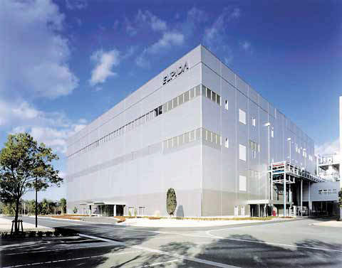 300mm wafers at the new Hiroshima plant have reduced manufacturing costs and expanded capacity.
