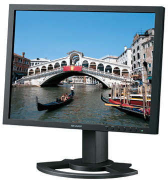 LCD monitors can, for example, be integrated with TV tuners to reduce component counts.